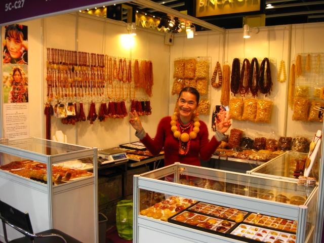 Hong Kong Jewelry fair, March 2011